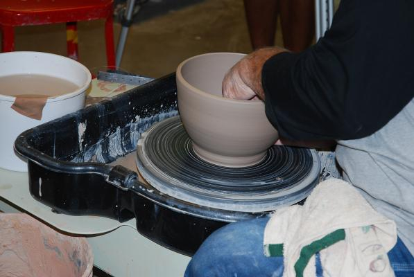 Adult Pottery - Wednesday